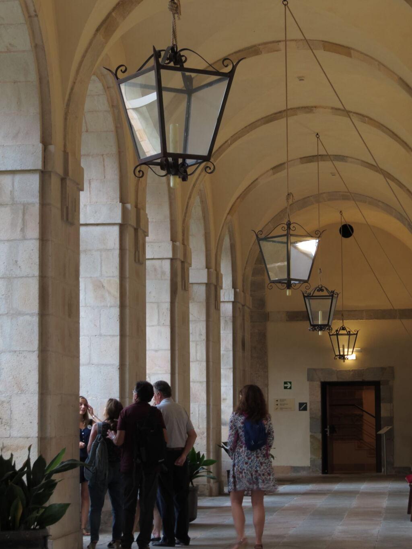 Visita guiada al Monasterio de Corias