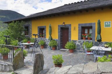 Apartamentos Rurales Casa Vuelta
