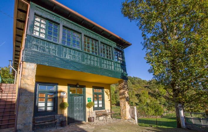 Apartamentos Rurales El Balcón de Muniellos