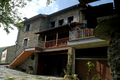 Casa Rural Casa Valles