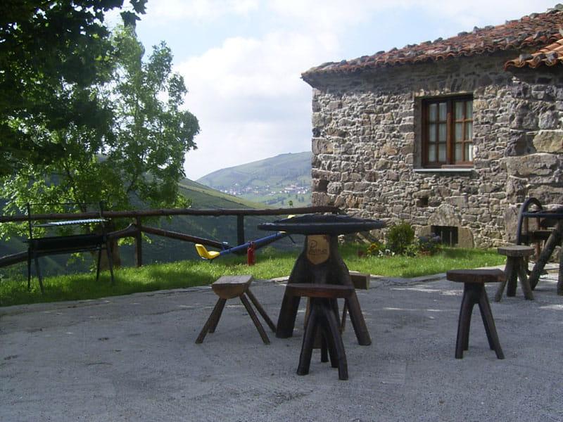 Casa Rural Casa Chanos