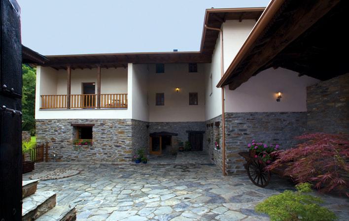Apartamentos Rurales Palacio Rosamar