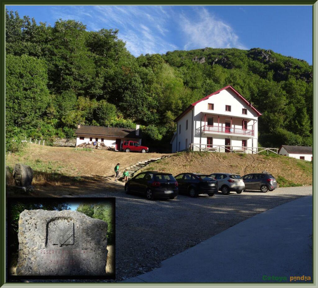 Centro de recepción de visitantes de Muniellos (Tablizas)