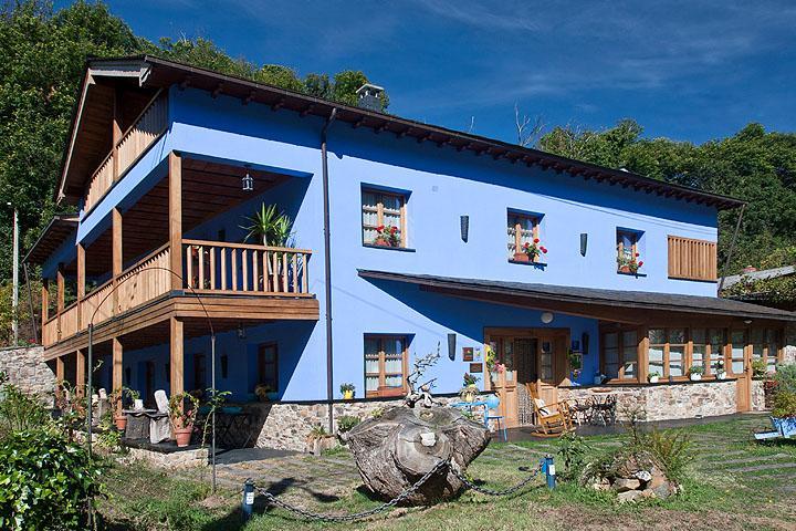 Apartamentos Rurales La Casa Azul Villaconejo
