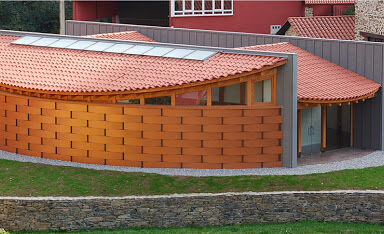 Museo del Vino de Cangas
