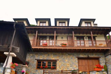 Apartamentos Rurales Camín de Muniellos