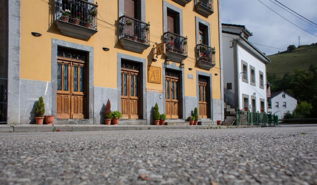 Apartamentos Rurales Las Mestas